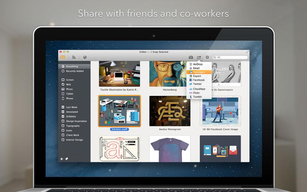 Ember App for Mac